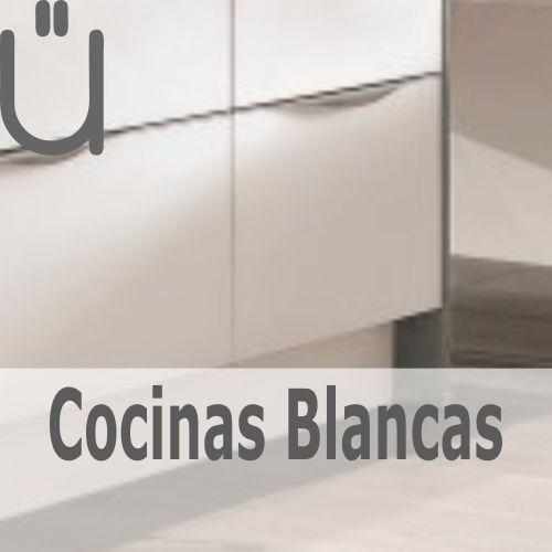 Ver catálogo de cocinas en blancos