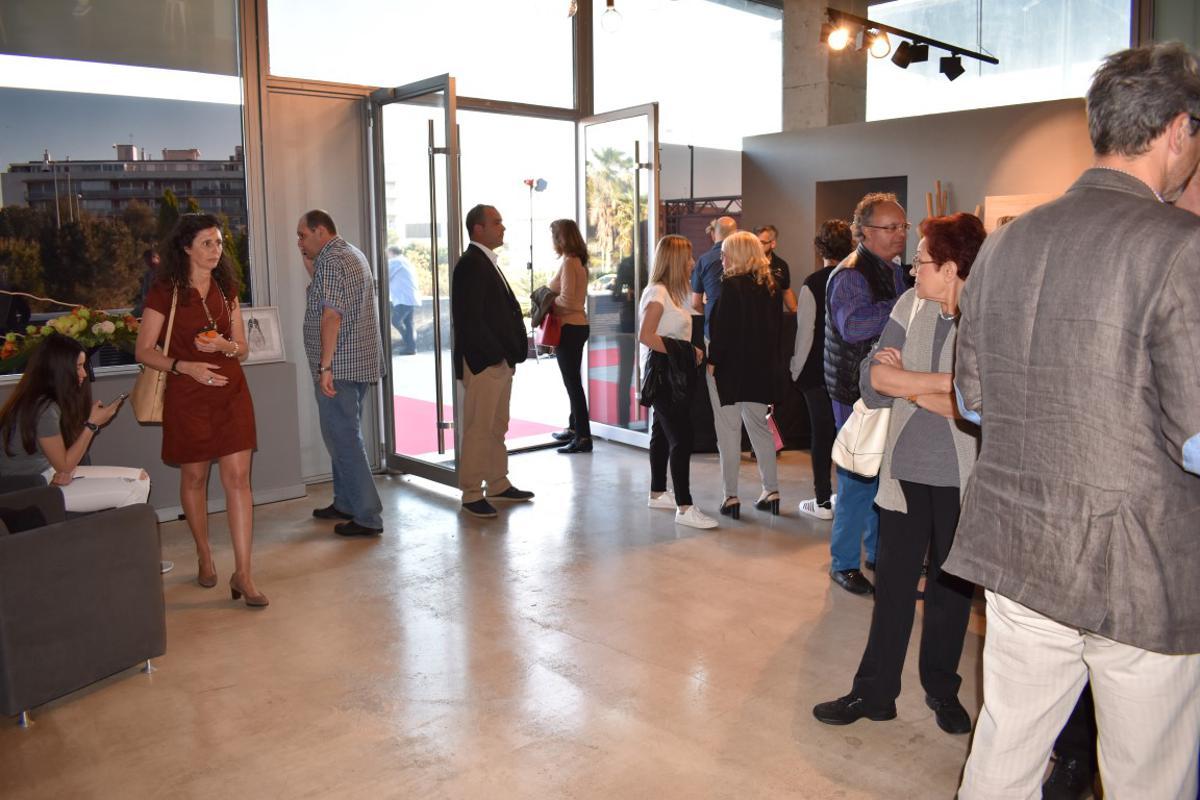 Inauguración nueva exposición de muebles de cocina en Valencia