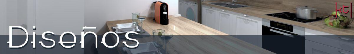 Diseño de mobiliario en estudio de cocinas en Valencia
