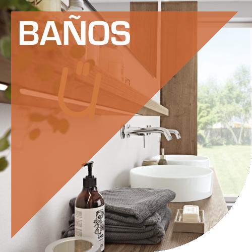 Muebles de baño de diseño en Valencia