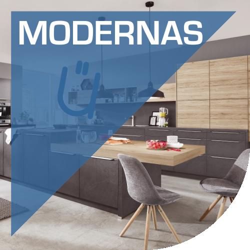 Cocinas modernos y de diseño en Valencia