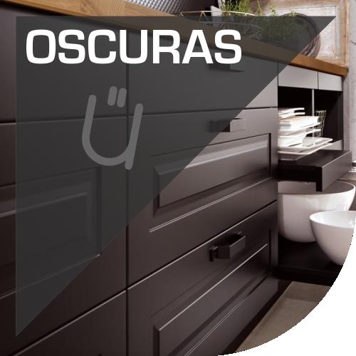 Cocinas en tonos oscuros en Valencia