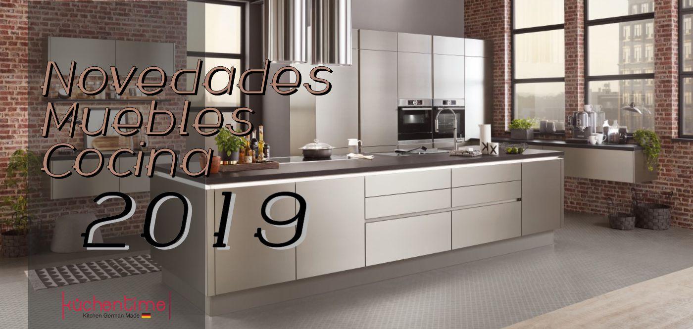 Ver más fotos de novedades en cocinas para 2019