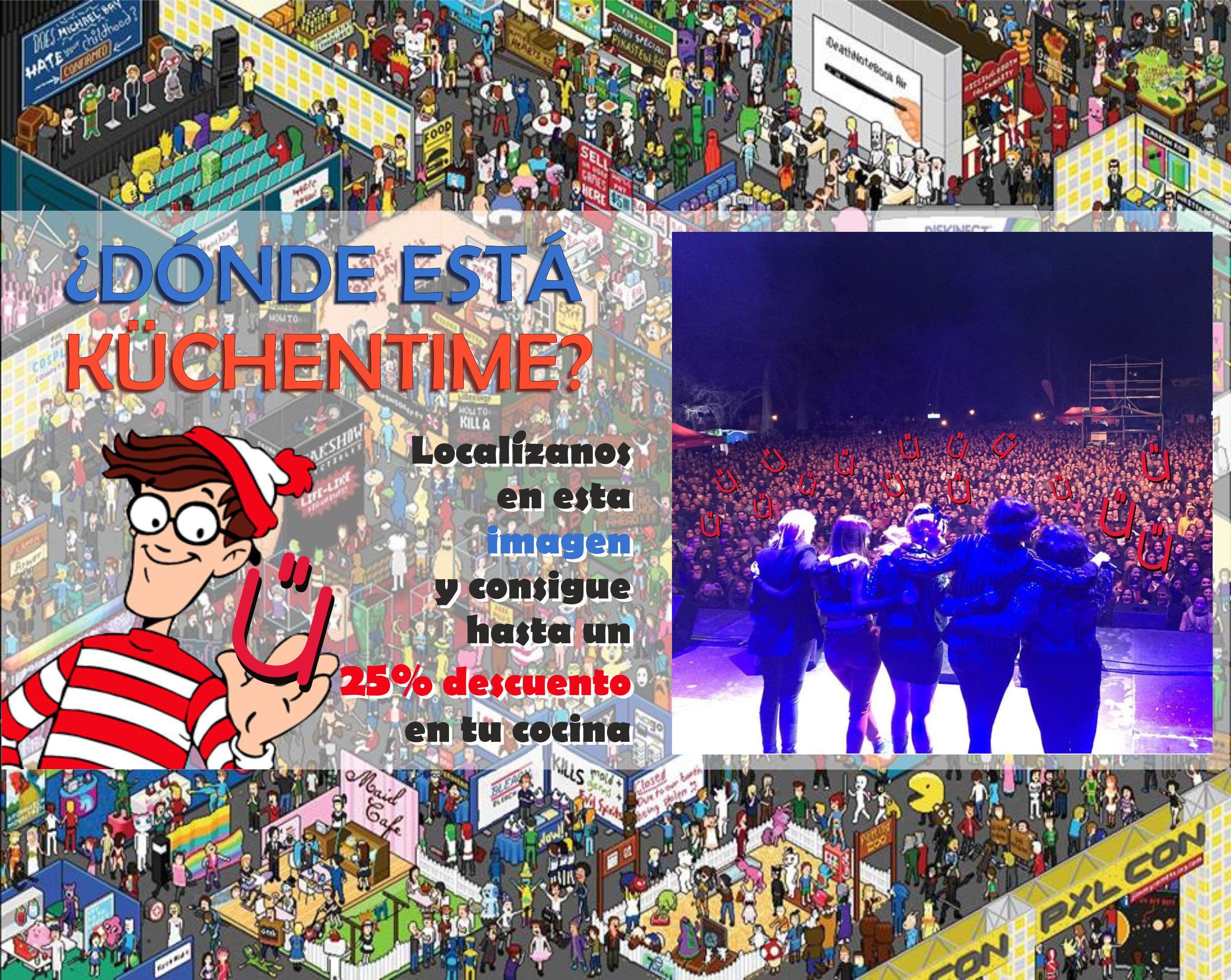 Promoción oferta de cocinas hasta el 25% de descuento en Valencia