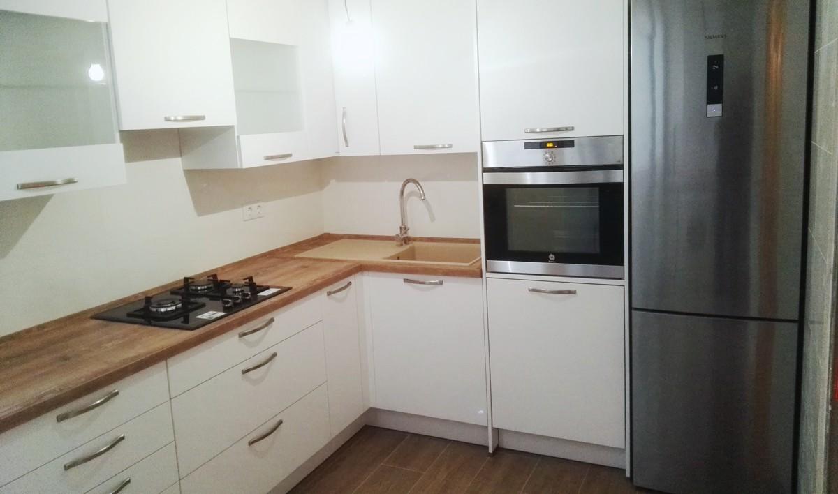 Mueles de cocina alemanes de calidad en Valencia - Proyecto en Paterna