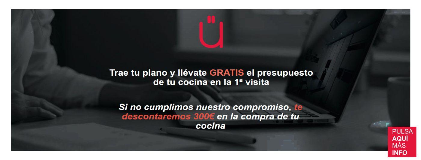 COCINAS VALENCIA】 KüchenTime Valencia, Estudio Diseño Muebles